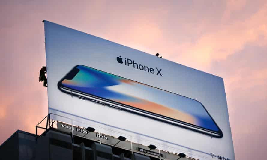 Apple sold around 41.3m iPhones during the quarter.