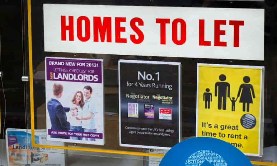 Homes to rent: since the new powers were introduced, only a small number of people have been placed on the database.