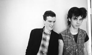 Mick Harvey and Nick Cave in Hansa Studios: By the Wall 1976-90.