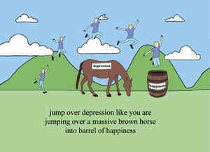 Depression jump