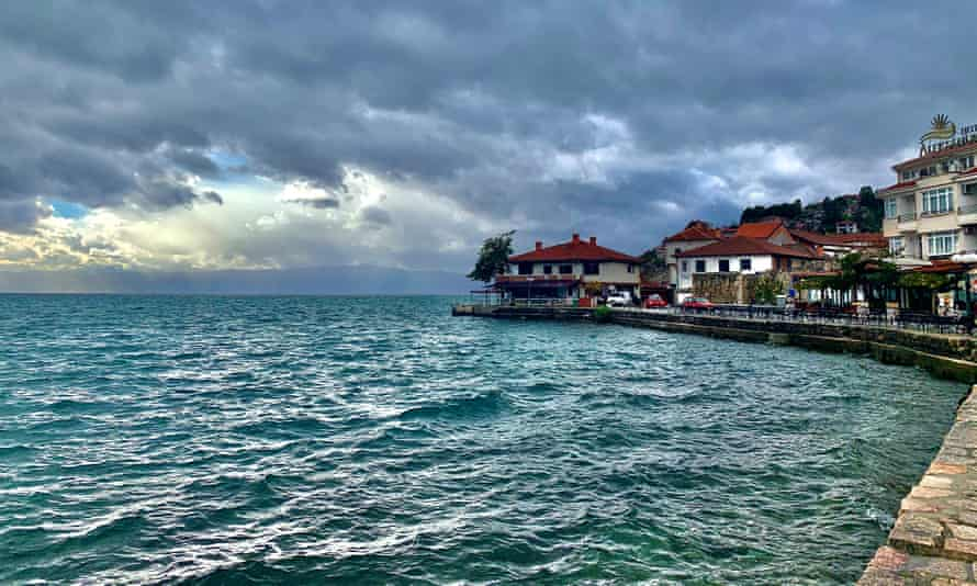 'Lake Ohrid is one of those places that make you feel as if something fateful awaits you'
