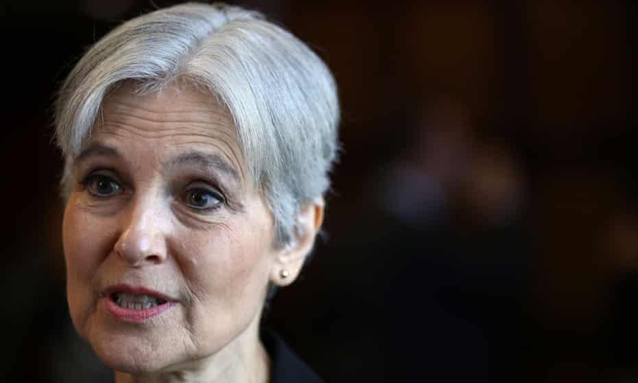 Green party Jill Stein