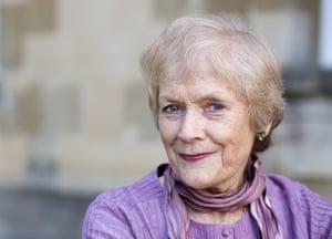 'Deft graciousness': Sue MacGregor.