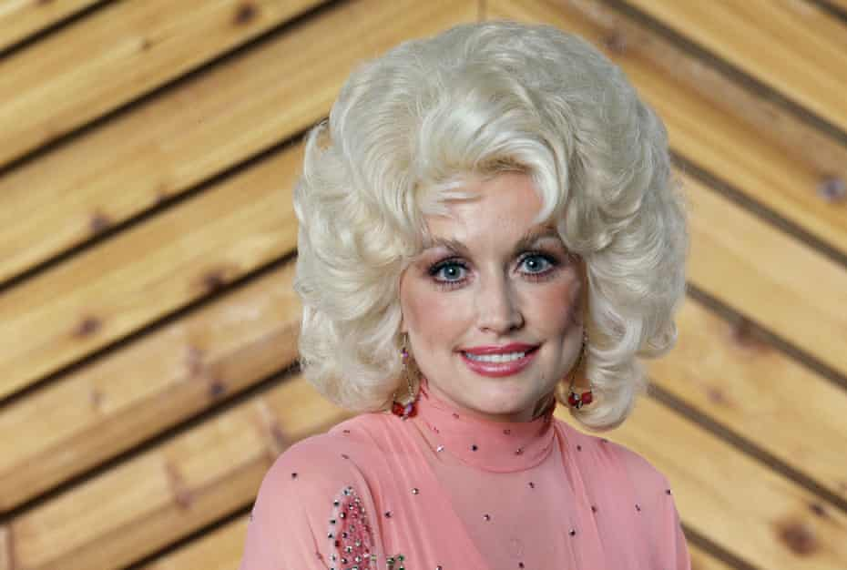 Dolly Parton was living feminism without reading about it.