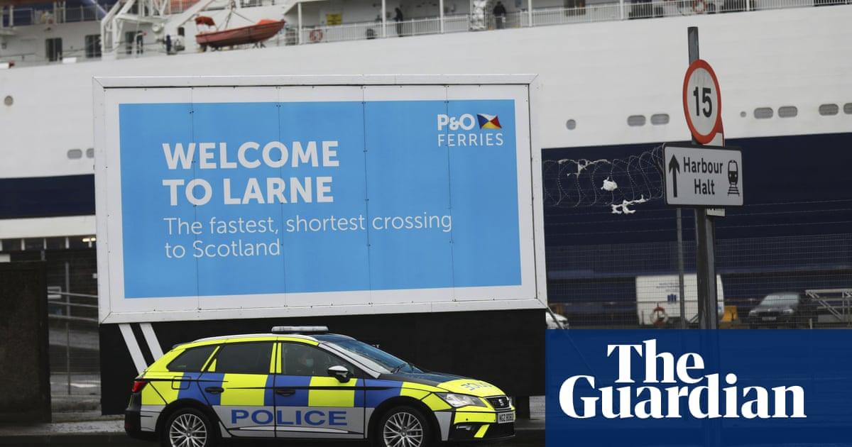 Boris Johnson's Scotland-Northern Ireland tunnel plans axed