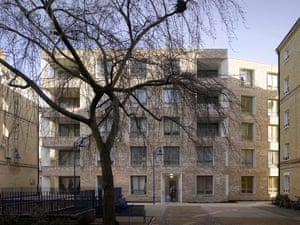 Darbishire Place, E1 by Niall McLaughlin Architects