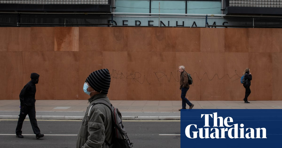 'Debenhams leaves a huge hole': shoppers and staff react to store closures