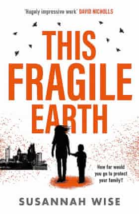 This Fragile Earth by Susannah Wise book cover