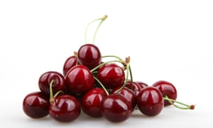 Too sweet? Sour cherries used to be so popular.