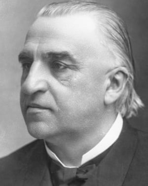 Portrait of Jean-Martin Charcot, 1890.