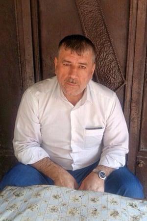 People smuggler Jamal Qamishi