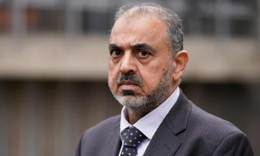 Nazir Ahmed, formerly Lord Ahmed of Rotherham