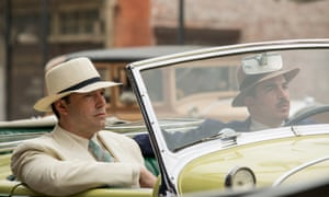 BEN AFFLECK and CHRIS MESSINA in LIVE BY NIGHT (2016) Directed By BEN AFFLECK.