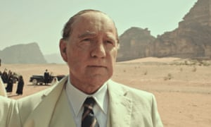 Expunged … Kevin Spacey as John Paul Getty III in All the Money in the World.