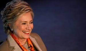 Hillary Clinton in May 2017.