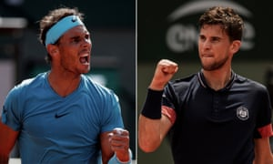 Nadal and Thiem
