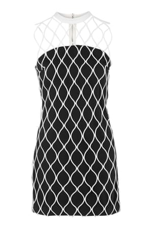 Dress, £120, by Topshop.