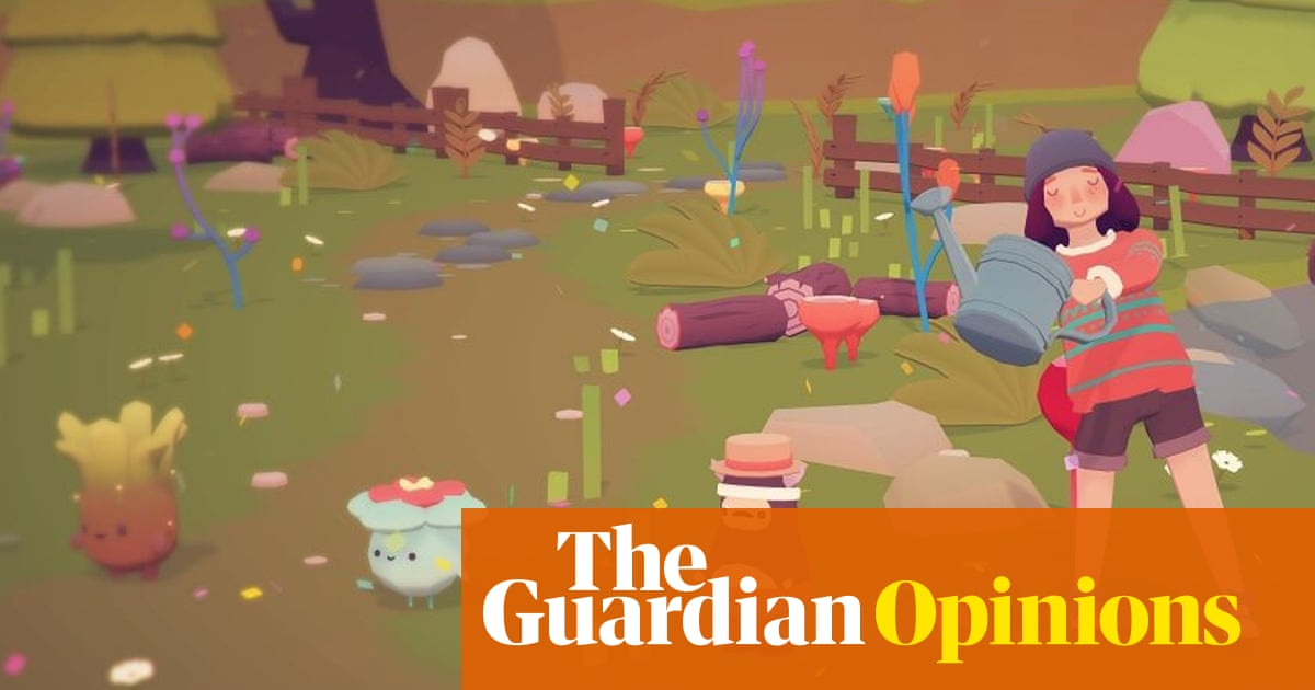 Chill out a new wave of relaxing video games shows theres more to chill out a new wave of relaxing video games shows theres more to them than violence games the guardian solutioingenieria Images