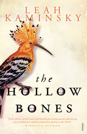 Cover image for Leah Kaminsky's The Hollow Bones