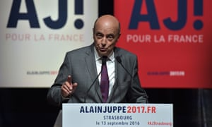Alain Juppé rejects the idea that a diverse, mixed society is a threat to France.