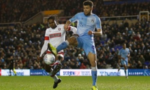League One leaders Coventry City played second-placed Rotherham United on 25 February, shortly before lockdown.