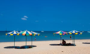 Time out on a beach in Thailand could do wonders for the next stage of your career.