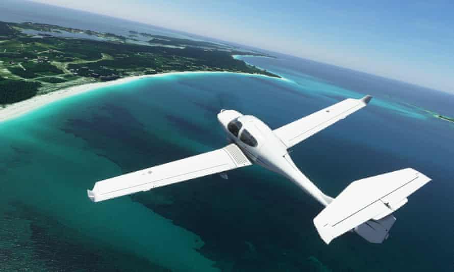 Microsoft's longest running software prodict … Flight Simulator.