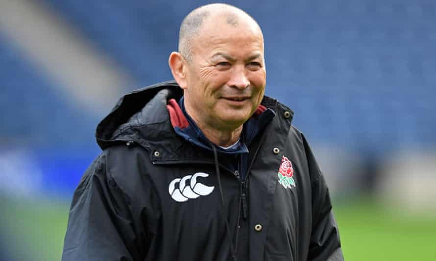 The Covid-19 outbreak has forced coach Eddie Jones into a rethink for England's Japan tour.