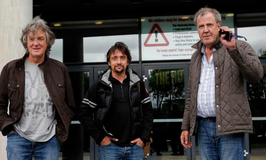 James May, Richard Hammond and Jeremy Clarkson are poised for more road trips.