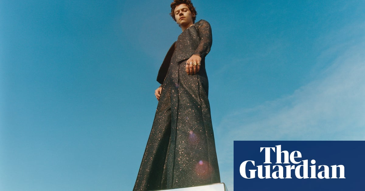 Harry Styles: 'I'm not just sprinkling in sexual ambiguity to be interesting'