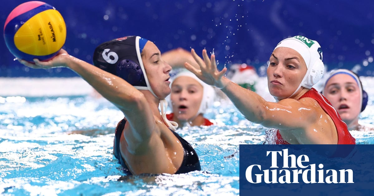 United States women's water polo team suffer first Olympic defeat in 13 years