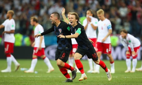 ff8c27f6744 'Now we can forget Turkey': Modric and Croatia lay ghost of 2008 to rest