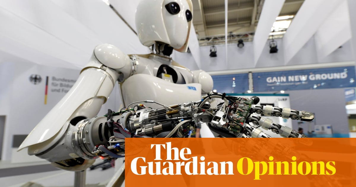 why robots should be taxed if they take people s jobs robert