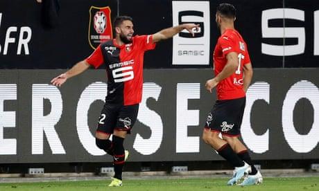 Rennes v Paris Saint-Germain: Ligue 1 – as it happened