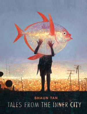 Cover image for Tales from the Inner City by Shaun Tan
