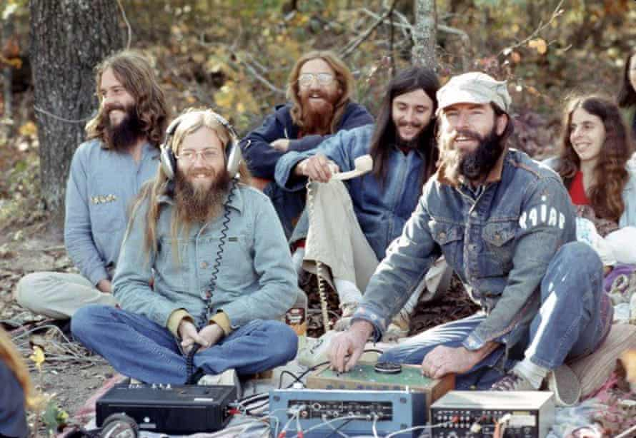 The Farm, a Tennessee community founded in 1971 by Stephen Gaskin and 400 hippies in Tennessee.