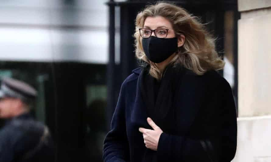 Penny Mordaunt said having rolling lockdowns did not prove they were ineffective.