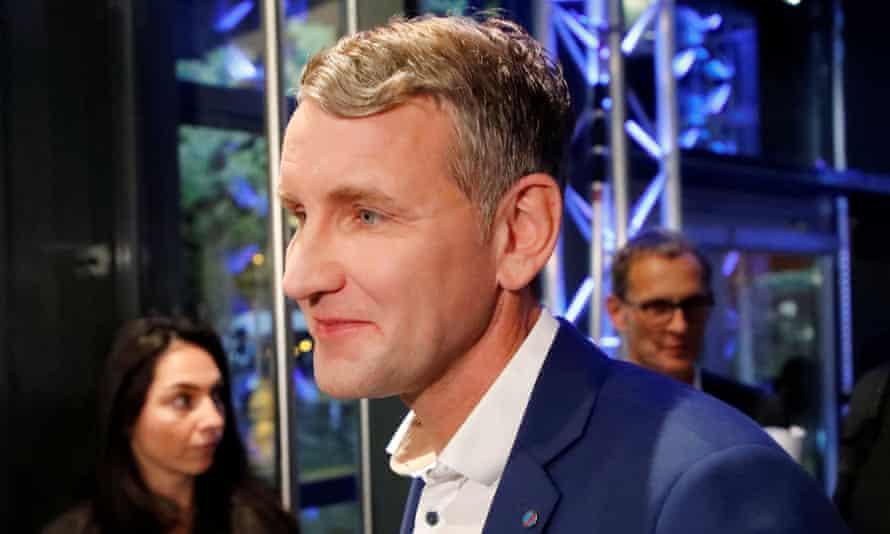 Bjoern Hoecke, AfD party leader.