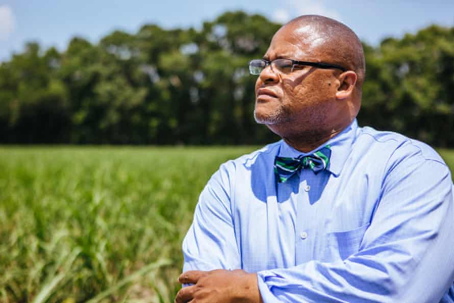 A lawsuit alleges that First Guaranty Bank discriminated against June Provost as a black farmer and borrower. Attorney Quinton Robinson says the Provosts 'should be commended, not just for fighting for themselves, but fighting for the others, too'.