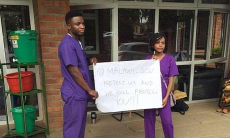 Coronavirus leaves Malawi's health workers facing threats and social stigma