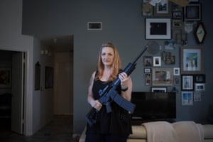 Carrin from Austin: 'Shooting is a question of adrenaline'