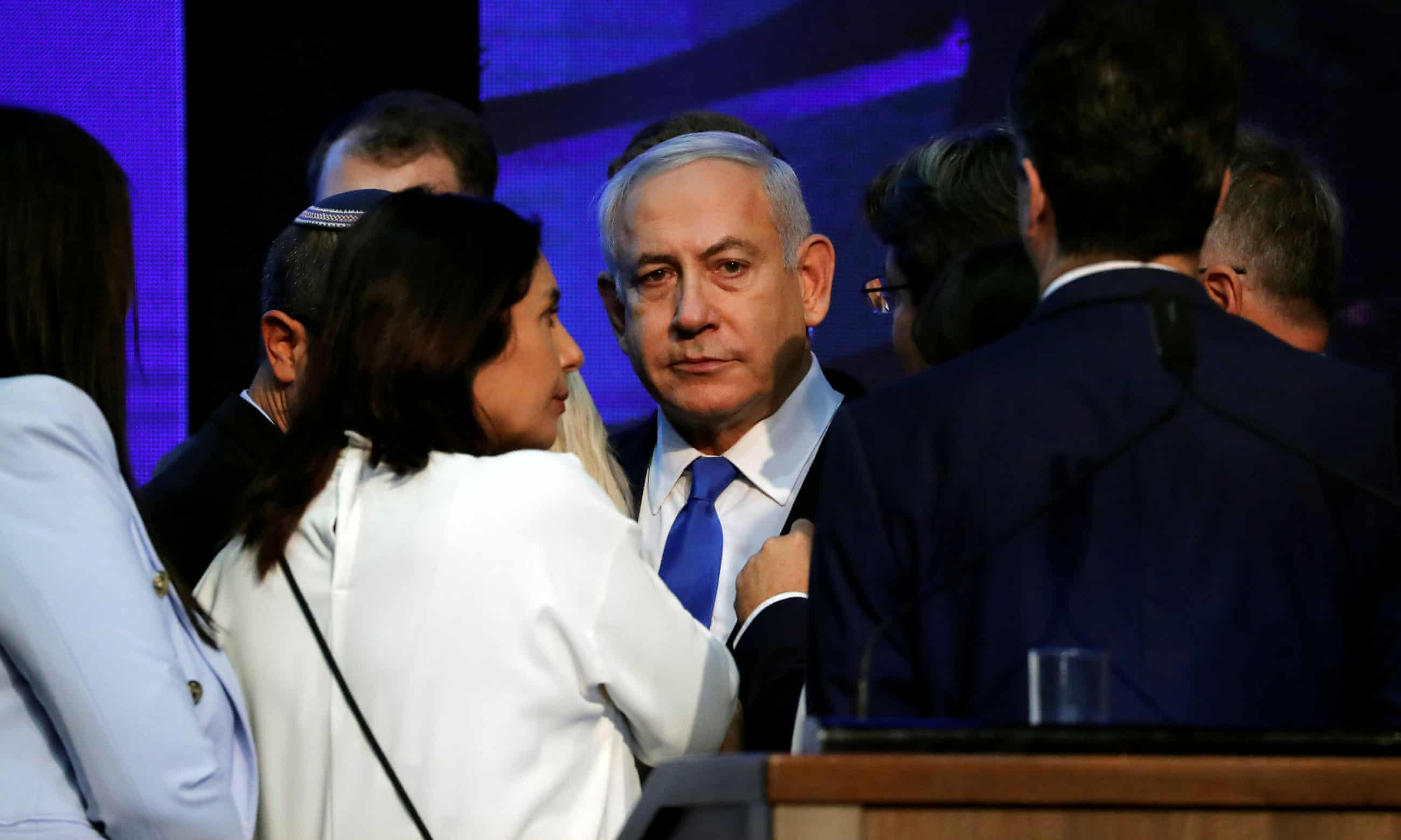 Wednesday briefing: Netanyahu fights for his political life