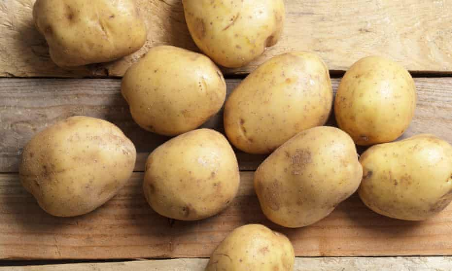 A new study might reveal why we find starchy foods such as potatoes so comforting.