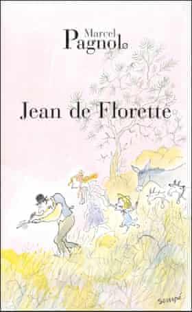Cover of Jean de Florette by Marcel Pagnol