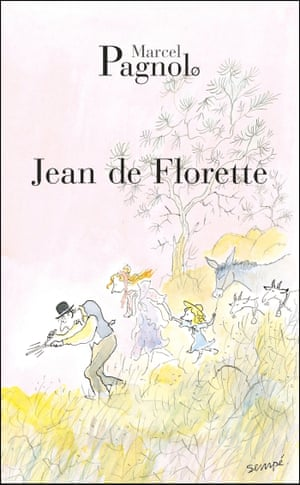 Cover of Jean de Florette by Marcel Pagnol