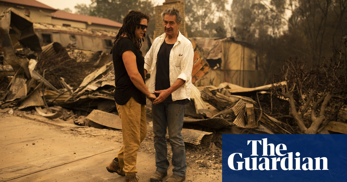 6720 - Bushfires-hit primary producers can apply for grants of up to $75,000 | Australia news