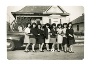 The JUGs (Just Us Girls) club, 1946
