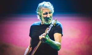 former Pink Floyd star Roger Waters