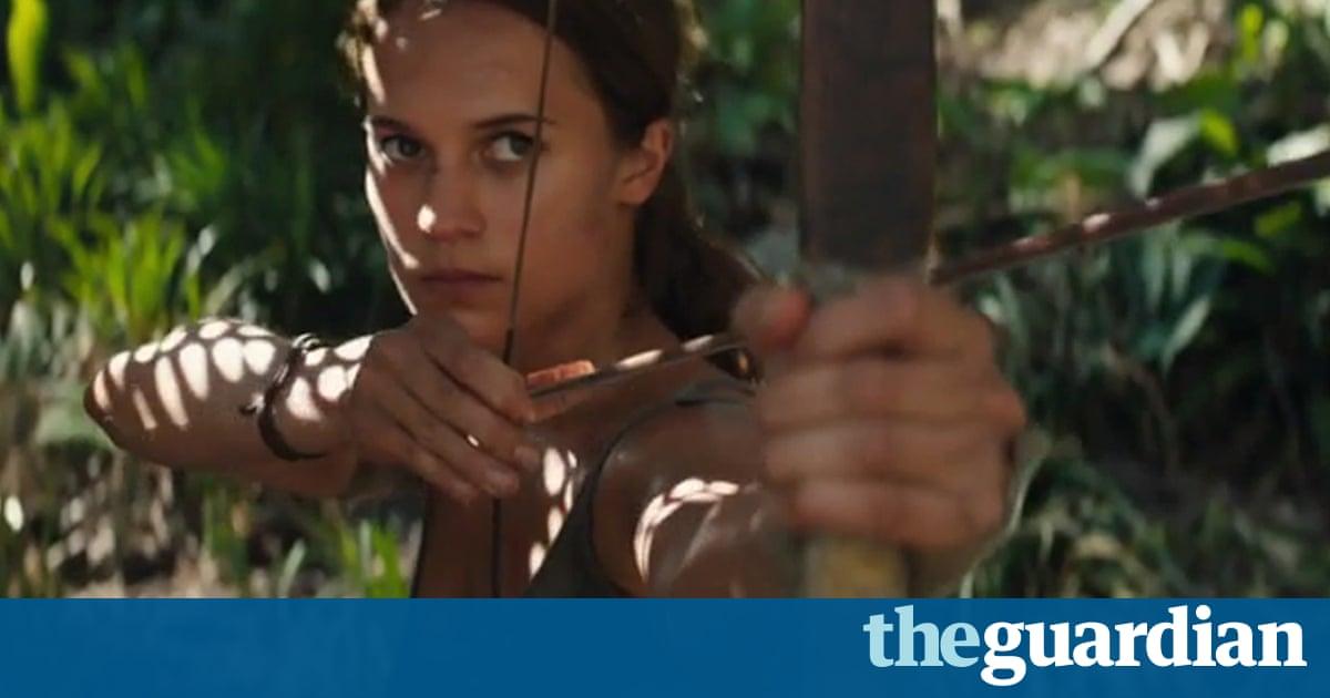Tomb Raider: is the Alicia Vikander reboot just Gap Yah: The Movie?