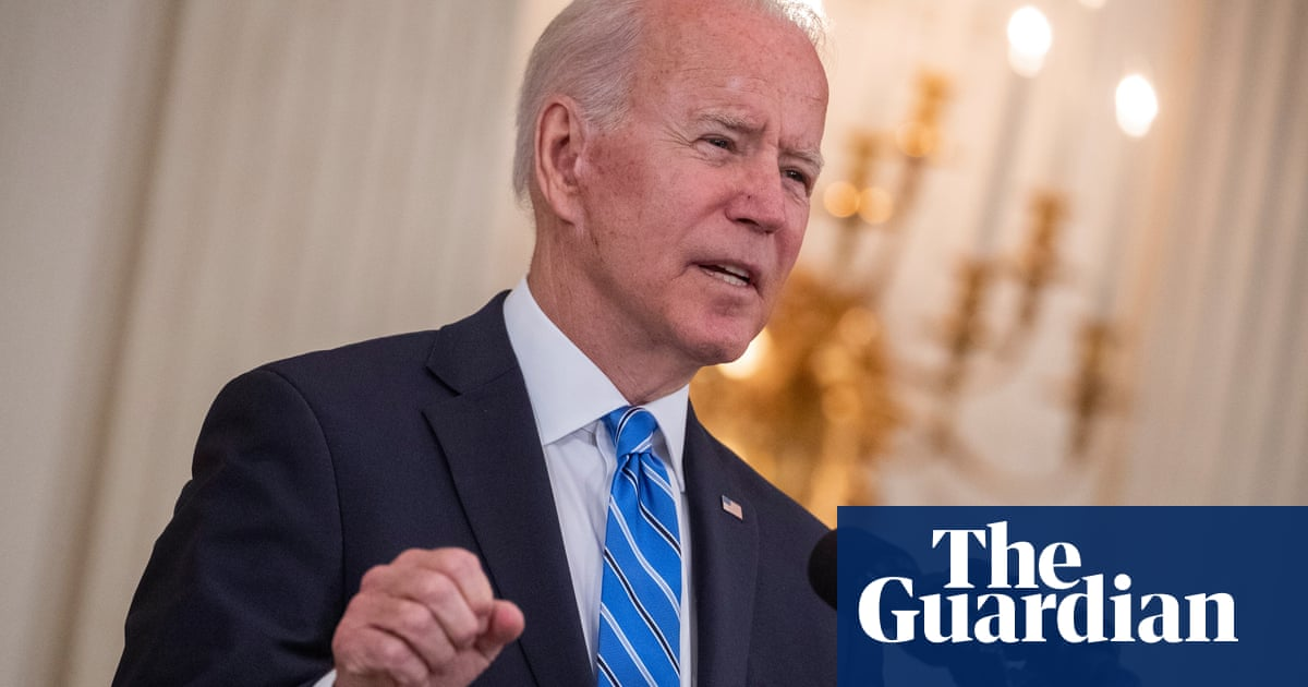 Biden says Facebook isn't 'killing people' but Covid misinformation causes harm – video